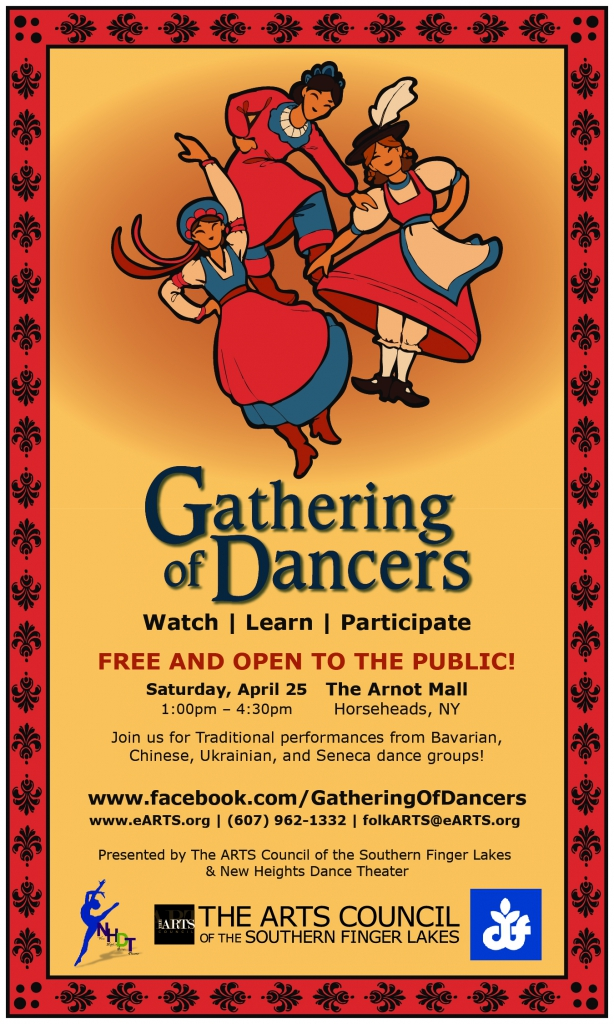 Gatherings of Dancers