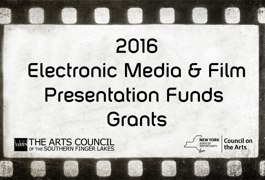 2016 presentation funds grants logo
