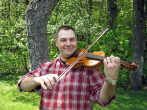 Chad Miller and Jessie Gotham – New York and French Canadian Fiddle Tunes