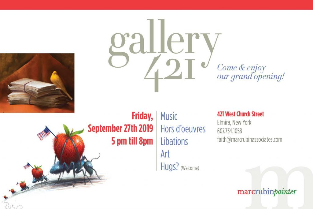 Gallery 421 Grand Opening